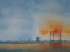 Electric Sunset  £425.00  GLW