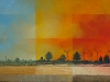 Harvest Sunset  £1750.00 Hm